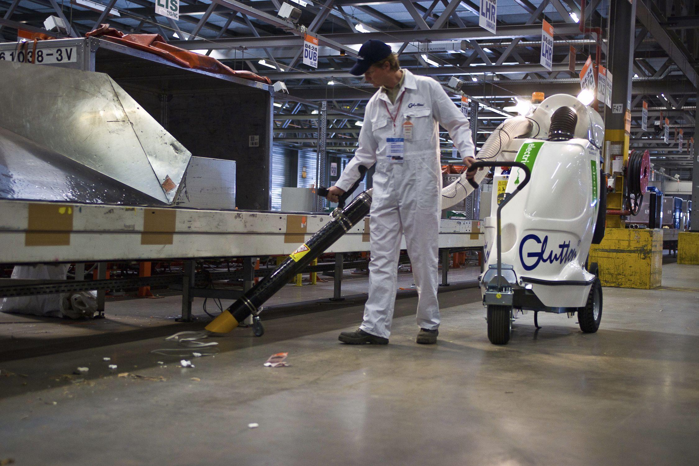Quy trình vệ sinh máy móc nhà xưởng