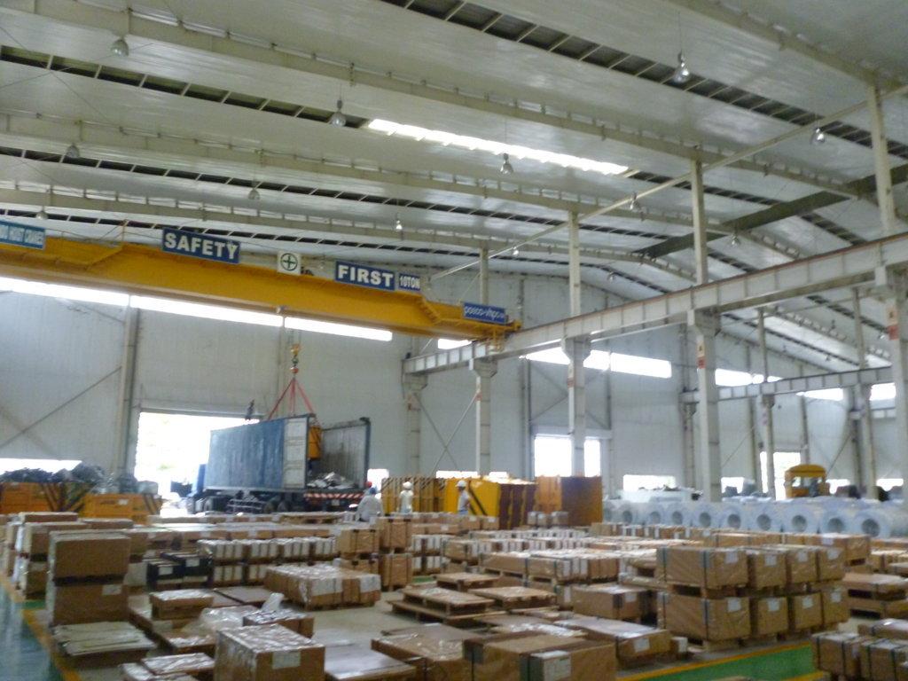 Nhà xưởng tại Long An