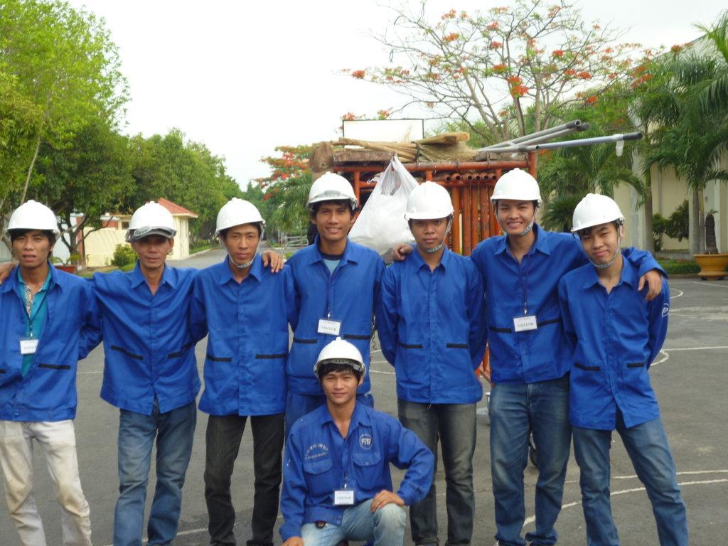 vệ sinh nhà xưởng tại Tây Ninh