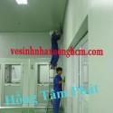 vệ sinh nhà xưởng tại tphcm